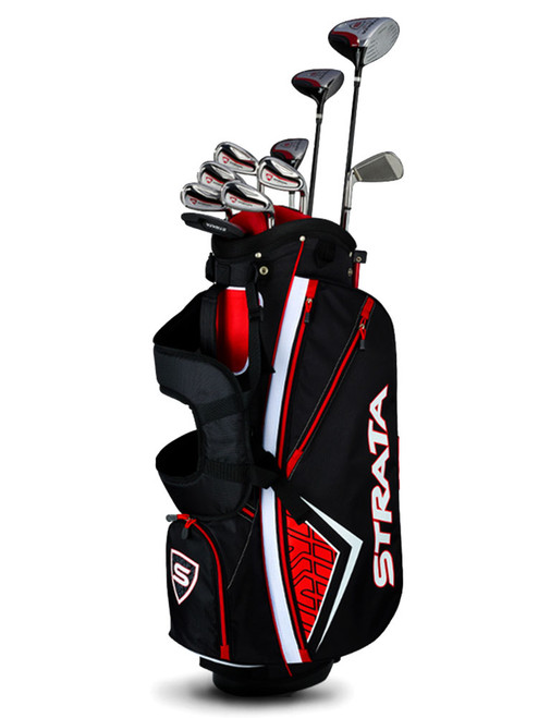 Strata Plus 14 Piece Package - Steel Shaft