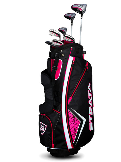 Strata 11 Piece Package - Ladies