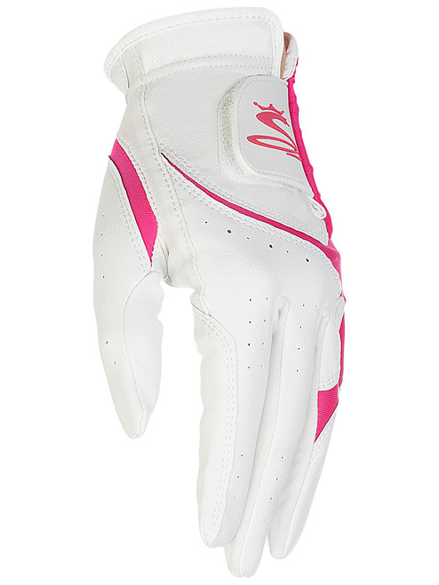 Cobra Microgrip Flex Ladies Golf Glove - White