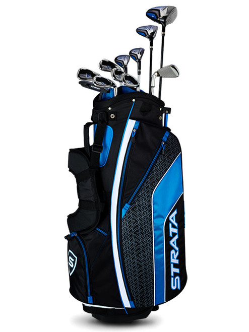 Strata Ultimate 16 Piece Package - Steel Shaft