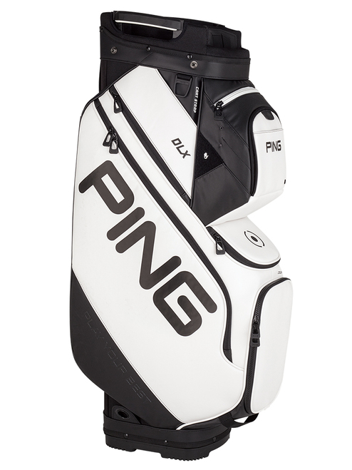 Ping DLX 191 Cart Bag - White
