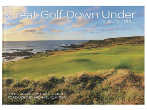 Great Golf Down Under Book - Volume Three