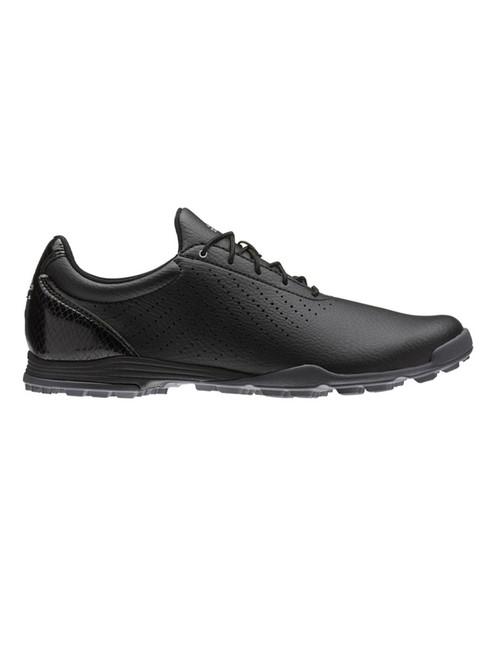 Adidas W Adipure SC Golf Shoes - Core Black/Silver Met.