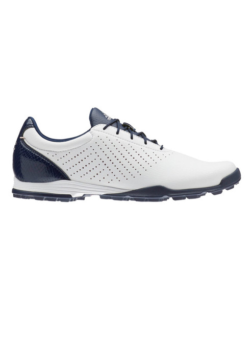 Adidas W Adipure SC Golf Shoes - FTWR White/Coll. Navy