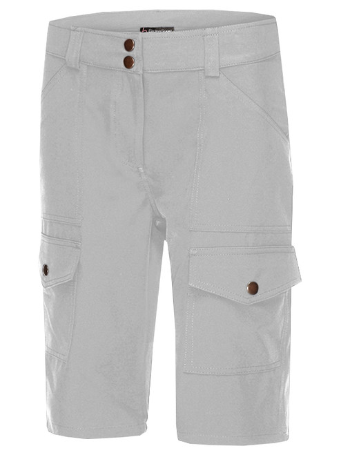 Birdee Sport W Ultra Light Travel Short - Silver