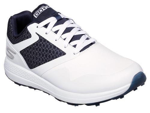 Skechers Go Golf Max Golf Shoes - White/Navy