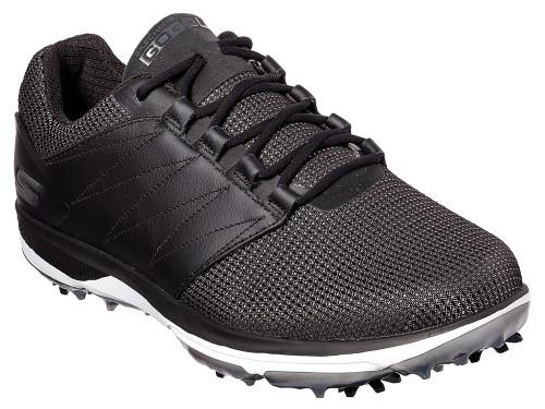 Skechers Go Golf Pro 4 Honors Golf Shoes - Black/White