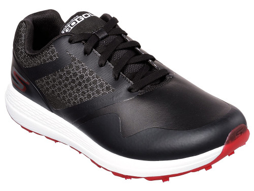 Skechers Go Golf Max Golf Shoes - Black/Red