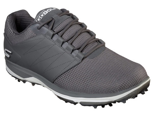Skechers Go Golf Pro 4 Honors Golf Shoes - Charcoal