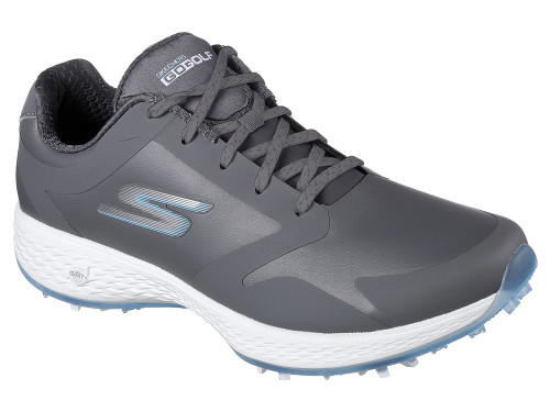 Skechers W Go Golf Eagle Pro Golf Shoes - Grey/Blue