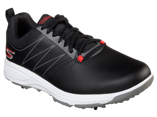 Skechers Go Golf Pro Torque Golf Shoes - Black/Red