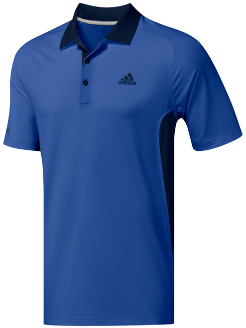 Adidas Ultimate Hyper Athletic Polo - True Blue/Navy