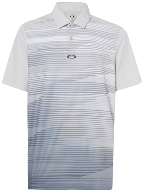 Oakley Ace Golf Polo - Light Grey