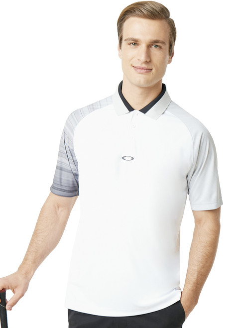 Oakley Aerodynamic Polo - White