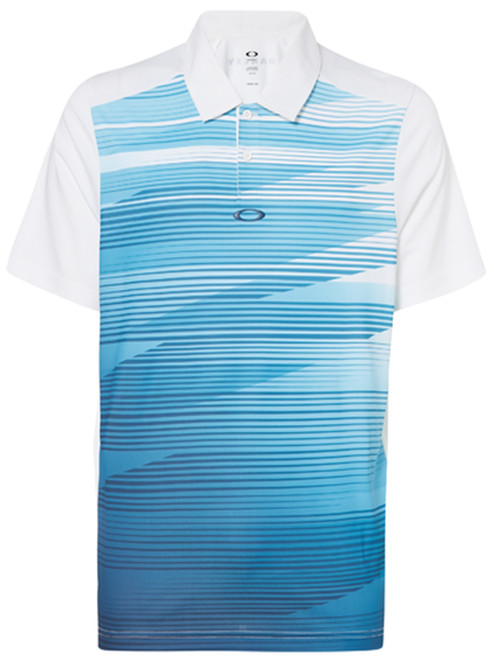 Oakley Ace Golf Polo - White