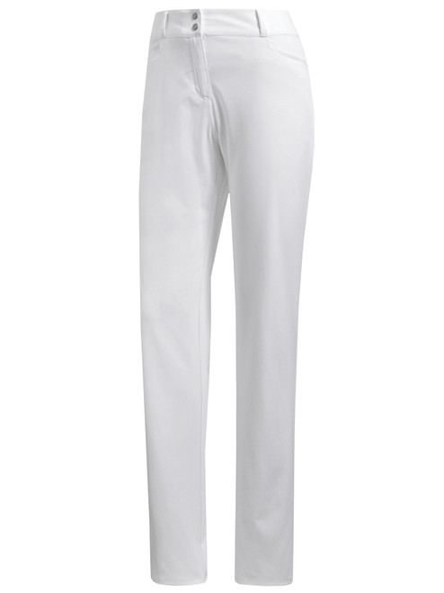 Adidas Ladies Essential FL Pant - White