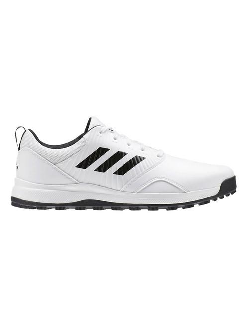 Adidas CP Traxion SL Golf Shoes - FTWR White/Core Black