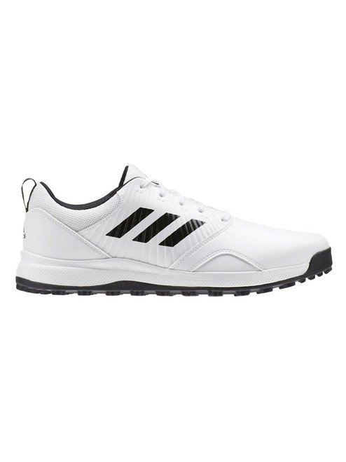 Adidas CP Traxion SL Golf Shoes - FTWR White/Core Black