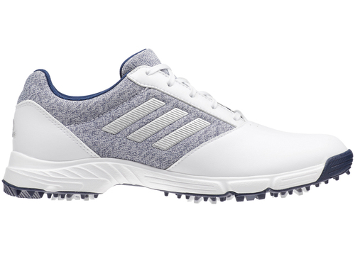 Adidas W Tech Response Golf Shoes - FTWR White/Night Indigo