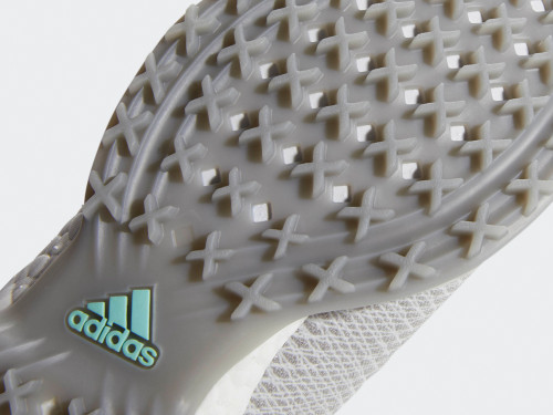 Adidas W Forgefiber BOA Golf Shoes - Grey Two/Silver Met.