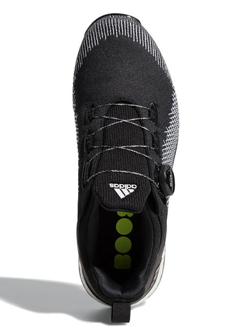 14631592e5ce Adidas Forgefiber BOA Golf Shoes - Core Black FTWR White - Mens For ...