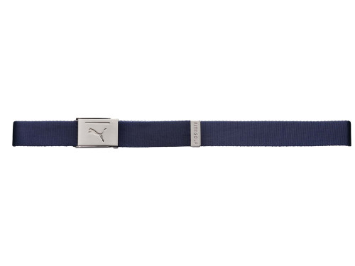 Puma Reversible Web Golf Belt - Peacoat