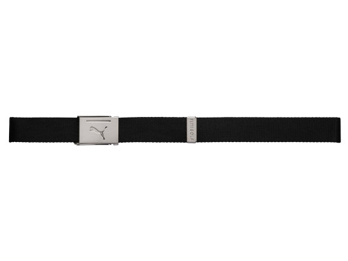Puma Reversible Web Golf Belt - Puma Black