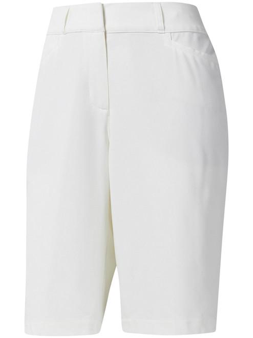 Adidas W Ultimate Club Bermuda Short - White