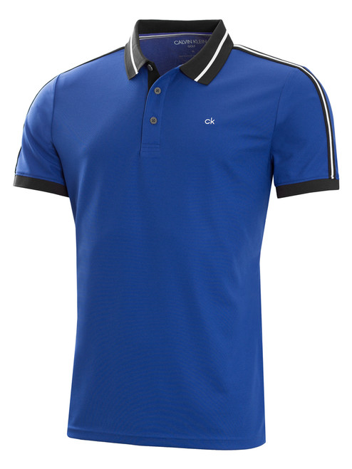 Calvin Klein Extension Polo - Royal