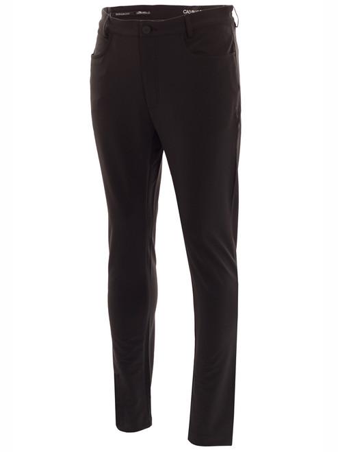 Calvin Klein 4-Way Stretch Trouser - Black