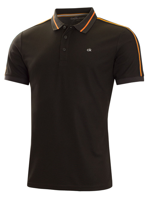 Calvin Klein Extension Polo - Black