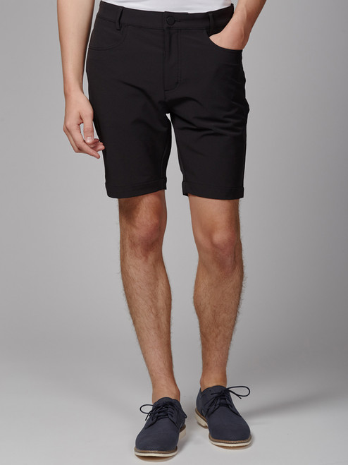 Calvin Klein Genius 4-way Stretch Short - Black
