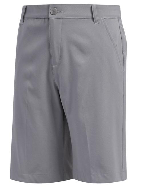 adidas JR Boys Solid Short - Grey Three F17