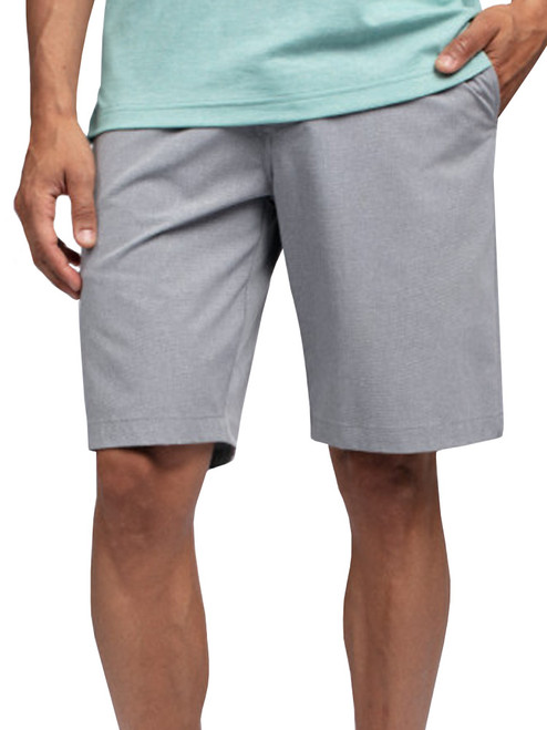 Travis Mathew Beck Short - Light Grey