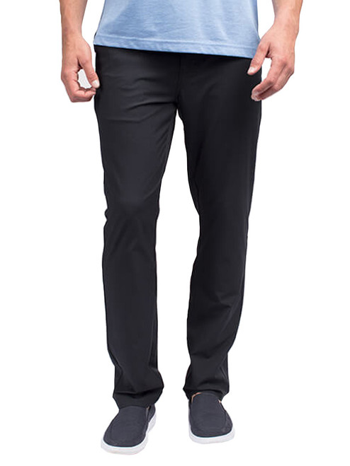 Travis Mathew Right On Time Pant - Black