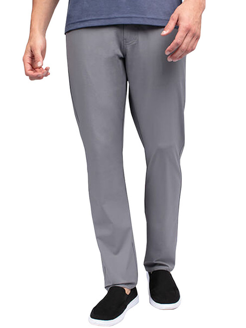 Travis Mathew Right On Time Pant - Quiet Shade