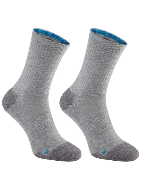 Ping SensorCool Crew 2 Pack Socks - Grey