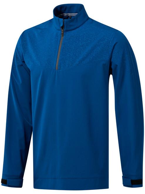 Adidas Camo Print Wind Shirt - Dark Marine
