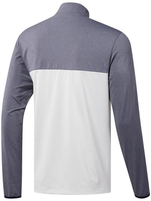 Adidas 3-Stripes Competition 1/4 Zip - Collegiate Navy/White