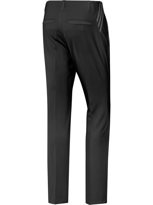 Adidas Ultimate 3-Stripe Tapered Pant - Black