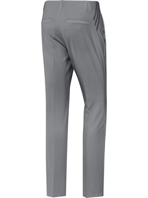 Adidas Ultimate 3-Stripe Tapered Pant - Grey Three F17