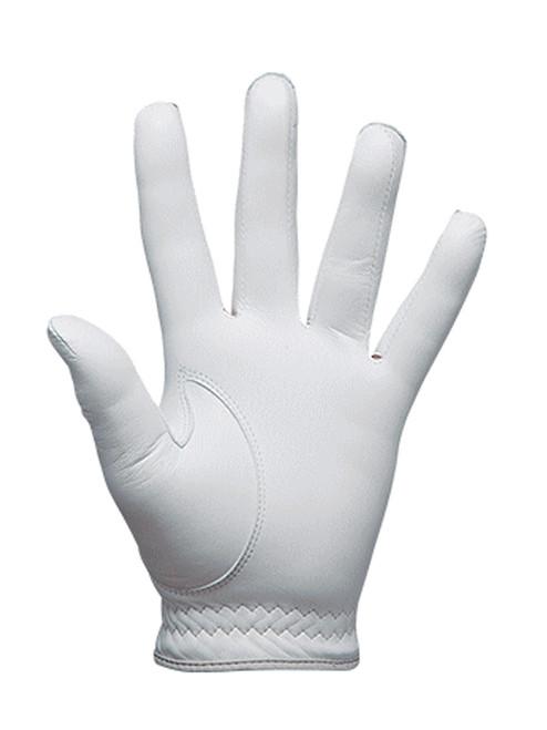 Bridgestone Tour Premium Golf Glove - White