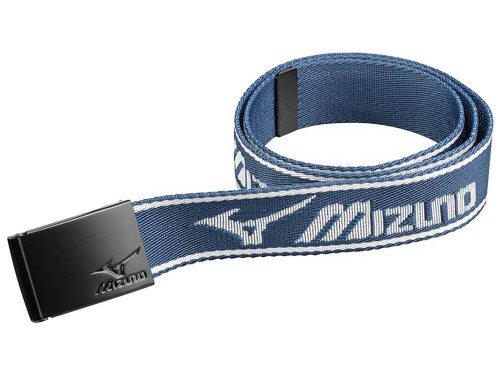 Mizuno Webbed Belt - Deep Navy
