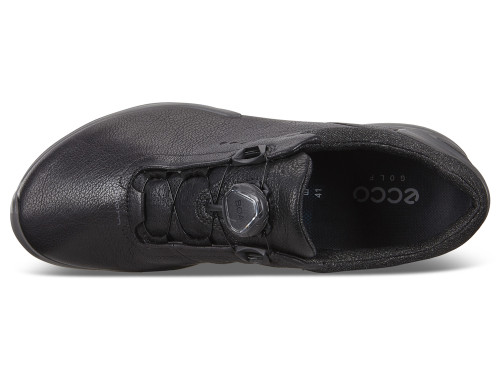 57ce38ce9abef Ecco Biom G3 BOA Golf Shoes - Black - Mens For Sale | GolfBox