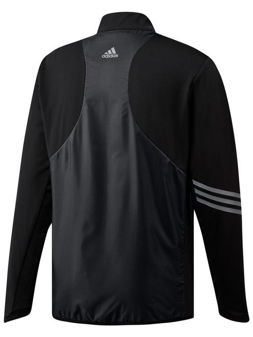 Adidas Climaheat Frostguard 1/4 Zip Pullover - Black