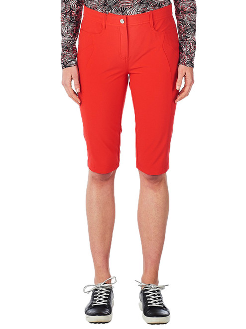 Nivo W Madison Long Short - Red