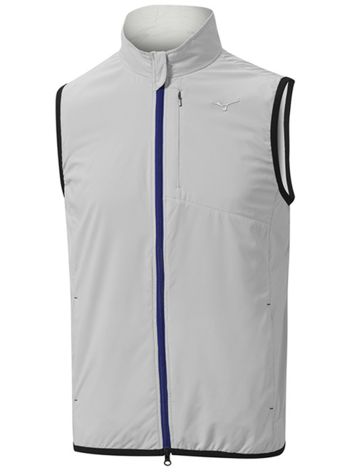 Mizuno Move Tech Lite Vest - Light Grey