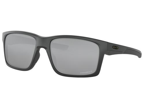 Oakley Mainlink Polarised Sunglasses - Black w/ Prizm Black