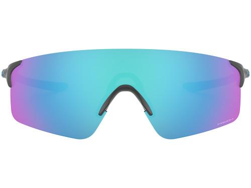 Oakley EVZero Ascend Sunglasses - Steel w/ Prizm Sapphire