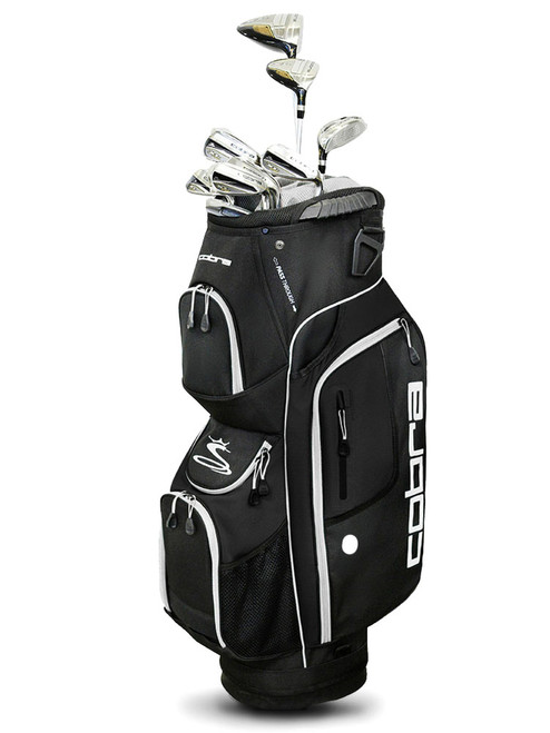 Cobra XL Speed Package Set - Steel Shaft